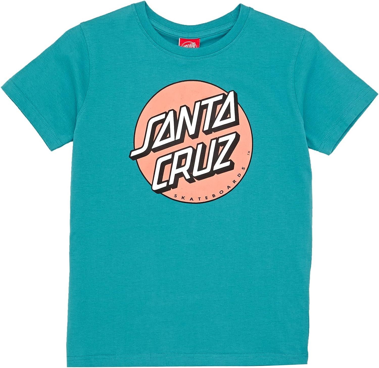 Santa Cruz Camiseta Classic Dot Azul 12-14 años (152-164 cm ...