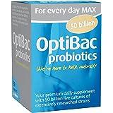 OptiBac Probiotics for Every Day Max - 30 Capsules