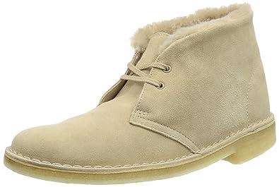 Damen Desert Damen Clarks Hug Boots Boots Clarks Damen Hug Clarks Desert SpjqzLMUVG