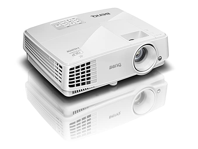 BenQ MS524 - Proyector (3200 lúmenes ANSI, DLP, SVGA (800x600 ...