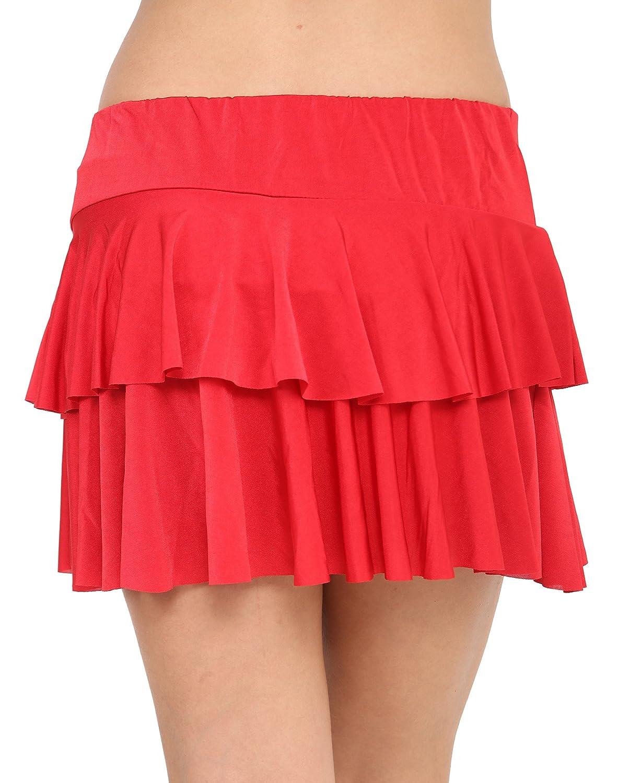 CLASSYOUTFIT Neon Kids Girls Rara Skirt Tutu Party Skirts Short Dancing  Salsa Tango: Amazon.co.uk: Clothing