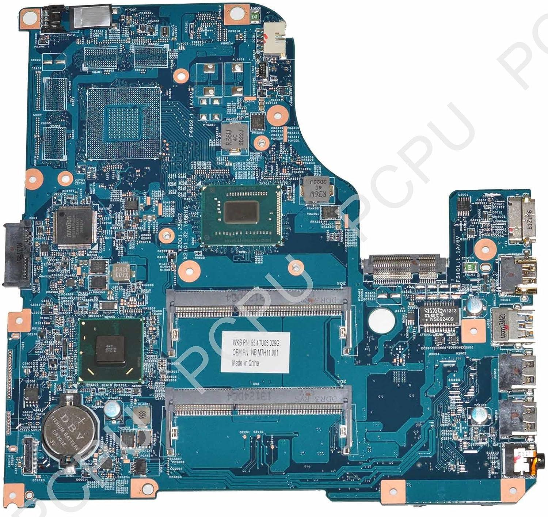 Acer Aspire V5-431 Laptop Motherboard w// Celeron 1017U 1.6GHz CPU NB.M7H11.001