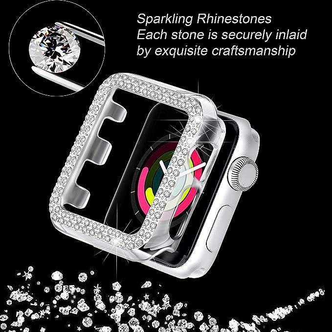 pack de 2 BRIGHT CHROME S6601 Securit 40 mm CASE Clips Nickel Plaqué