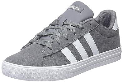 adidas Unisex-Kinder Vl Court 2.0 K Fitnessschuhe, Schwarz (Negbas/Gritre/Ftwbla 000), 33 EU