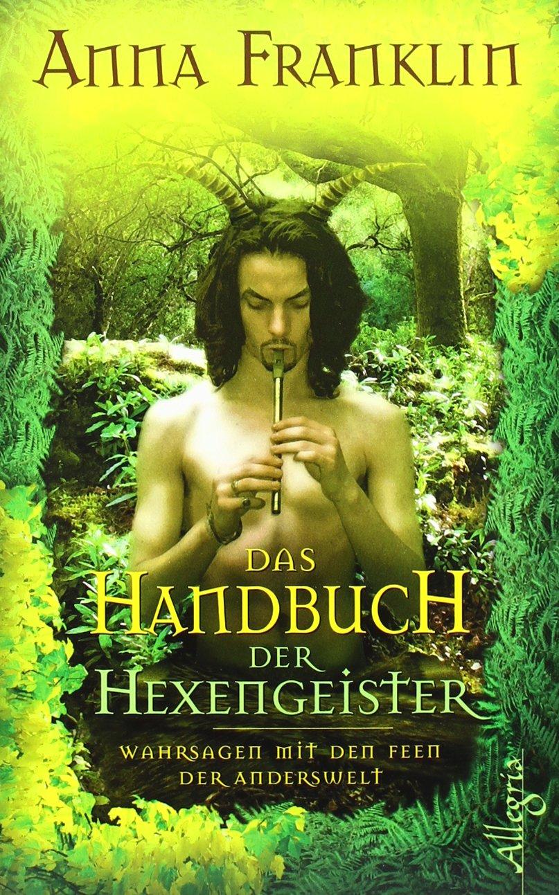 Das Handbuch der Hexengeister: Wahrsagen mit den Feen der Anderswelt