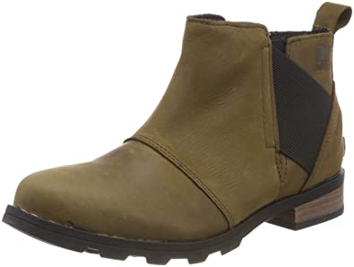 27ce852dc40 Sorel Women's Emelie Chelsea Ankle Boots: Amazon.co.uk: Shoes & Bags