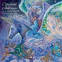 Celestial Journeys by Josephine Wall 2019 Wall Calendar