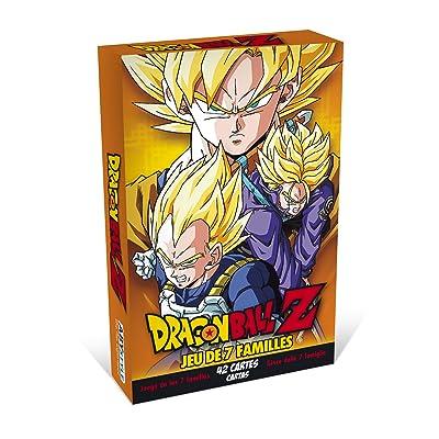 ABYstyle - Dragon Ball - Juego de Cartas - 7 familias DBZ: Juguetes y juegos