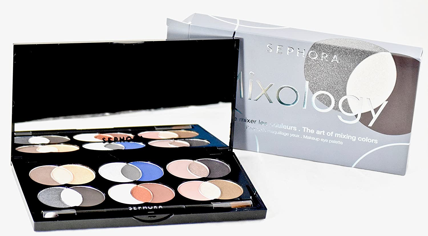 Mixology Eyeshadow Palette - Hot & Spicy by Sephora Collection #22