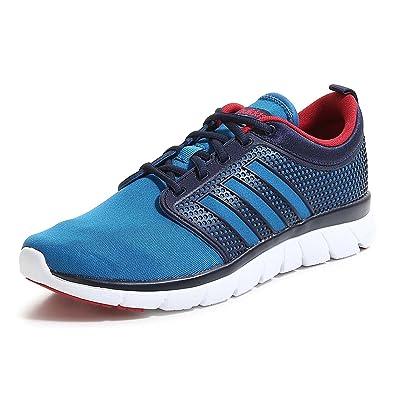 adidas Herren Cloudfoam Groove Fitnessschuhe, Blau (Azuuni Maruni    Rojpot), 40 e69721b708