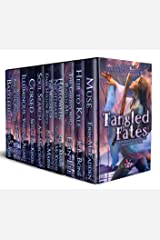 Tangled Fates: A Crazy Ink YA Fantasy & Paranormal Collection Kindle Edition