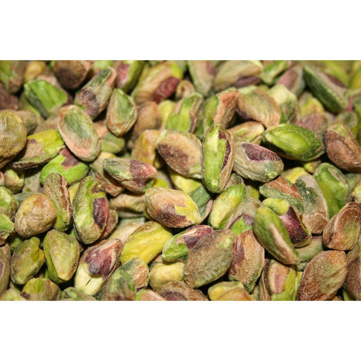 Raw Shelled Pistachios, 5LBS