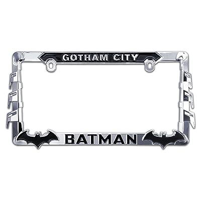Elektroplate Batman 3D License Plate Frame: Automotive