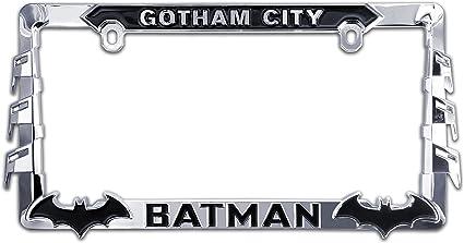 Elektroplate Batman 3D License Plate Frame