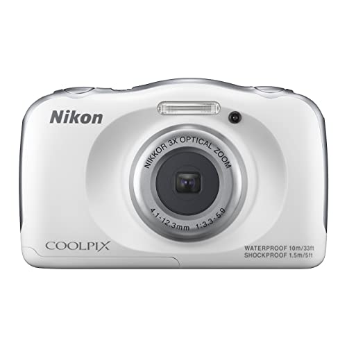 Nikon COOLPIX S33 Waterproof