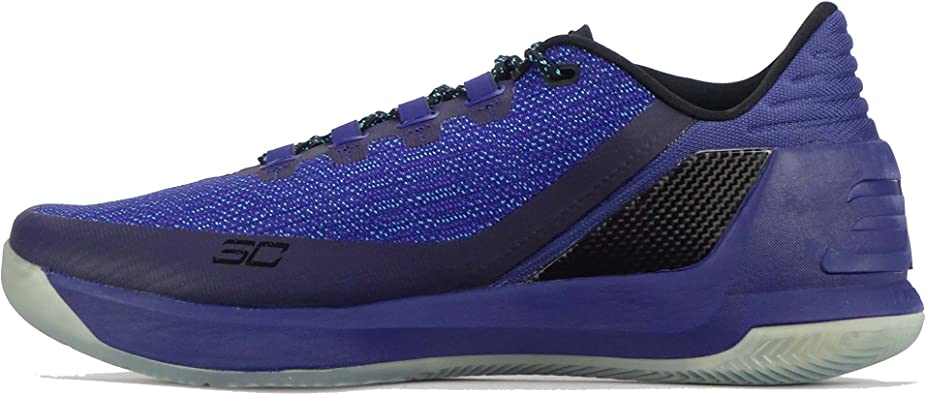 Curry 3 Low Basketball Shoe