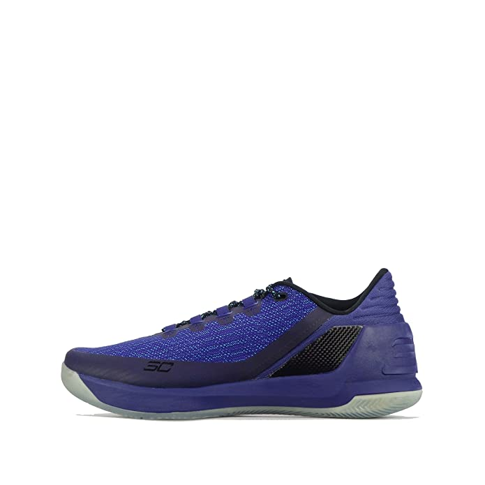 Under Armour Men's UA Curry 3 Low Basketball Shoes