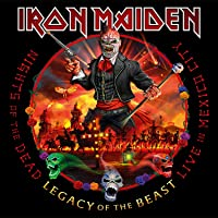 Nights of the Dead, Legacy of the Beast: Live in Mexico City (Deluxe Version)