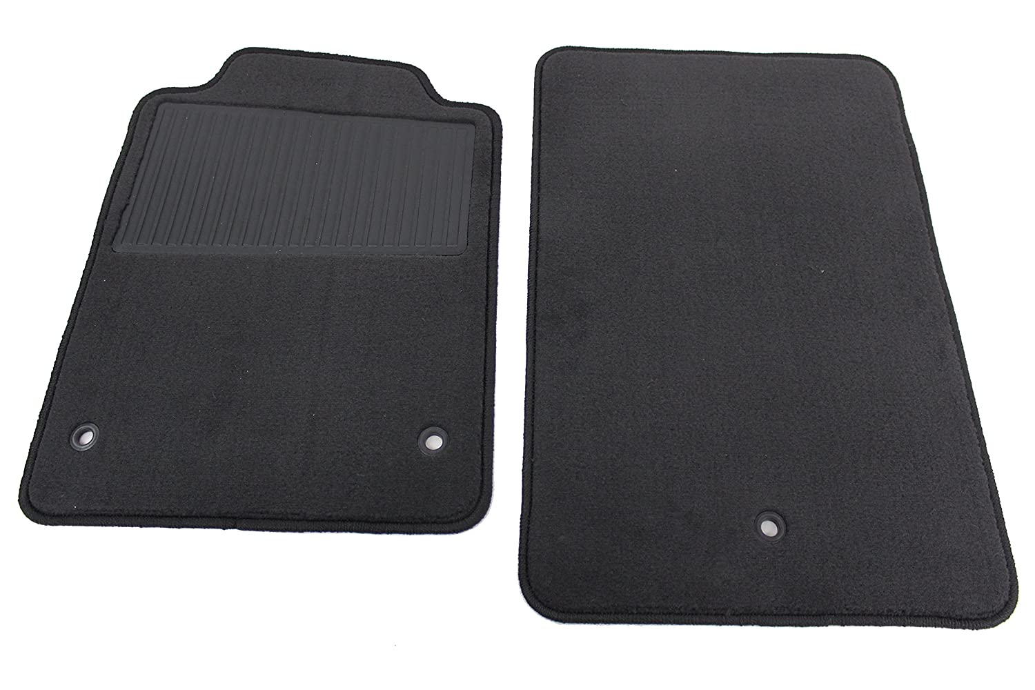 Genuine GM Accessories 25864433 Front Carpet Replacement Floor Mat