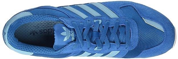 reputable site 0034d f37fe adidas Unisex-Erwachsene Zx 700 Low-Top, Blau (Utility Vapour BlueFTWR  White), 47 13 EU Amazon.de Schuhe  Handtaschen