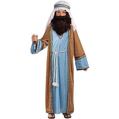 Forum Novelties Biblical Times Deluxe Joseph Costume, Child Large: Toys & Games
