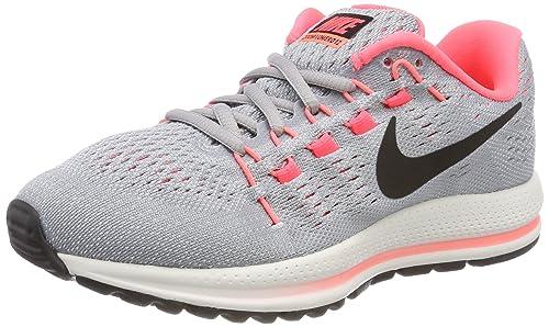 wide Donna Running Air Nike Zoom wolf Grigio 12 Vomero Scarpe 0pn7qpBIw