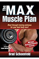The M.A.X. Muscle Plan Kindle Edition