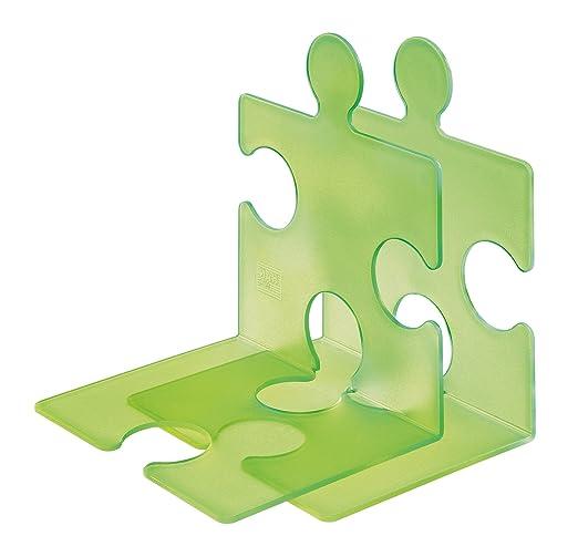 44 opinioni per Han- Reggi CD/libri a forma di tessere di puzzle, 123 x 142 x 171 mm, confezione