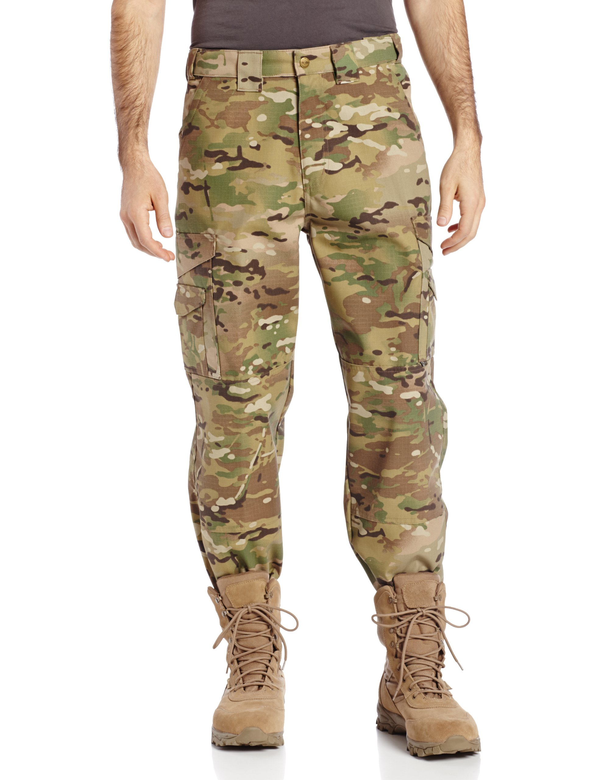 TRU-SPEC Men's 24/7 Tactical Pants, MultiCam, 36 X 32