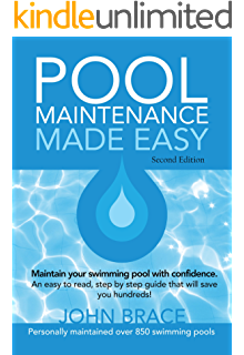 Amazon.com: The Ultimate Guide to Pool Maintenance, Third Edition ...