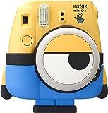 Fujifilm instax 富士拍立得小黄人款 Camera - Yellow/Blue