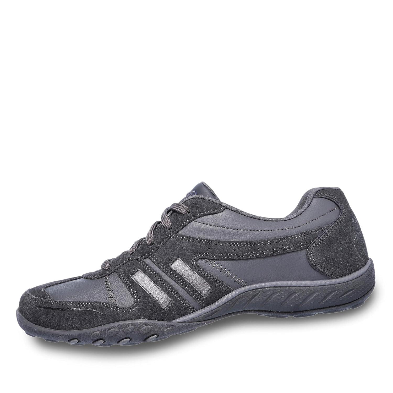 Skechers Breathe-Easy Jackpot Damen Sneakers  36 EU|Grau