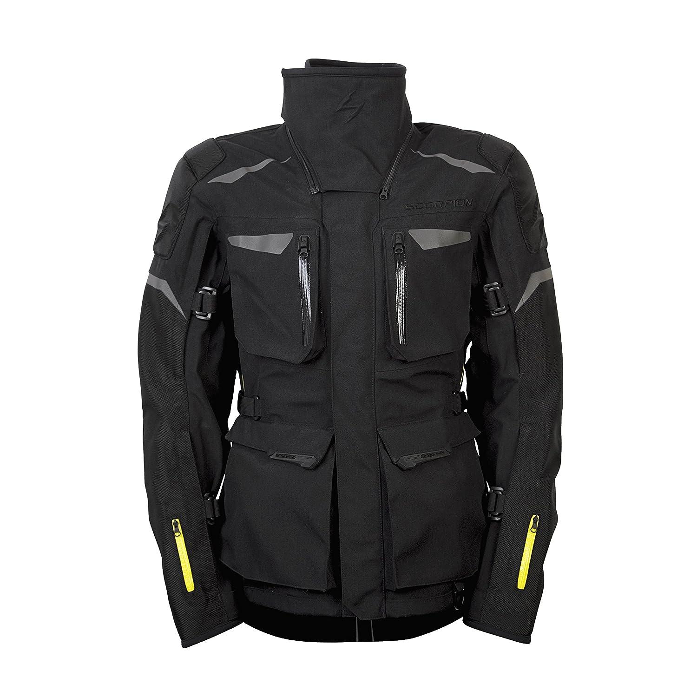 Grey, XX-Large ScorpionExo XDR Yukon Mens Textile Adventure Touring Motorcycle Jacket