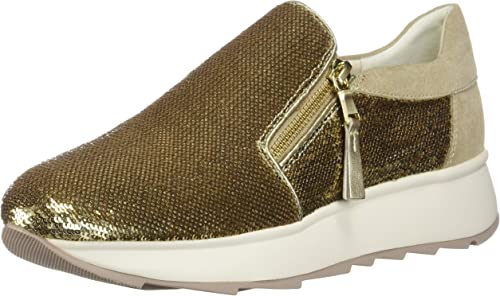 Costa colgar despreciar  Amazon.com | Geox Women's D Gendry a Low-Top Sneakers | Fashion ...