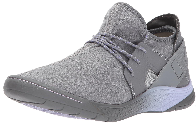 JSport by Jambu Women's Catskill Fashion Sneaker B0725BHP8B 6 B(M) US|Grey/Iris