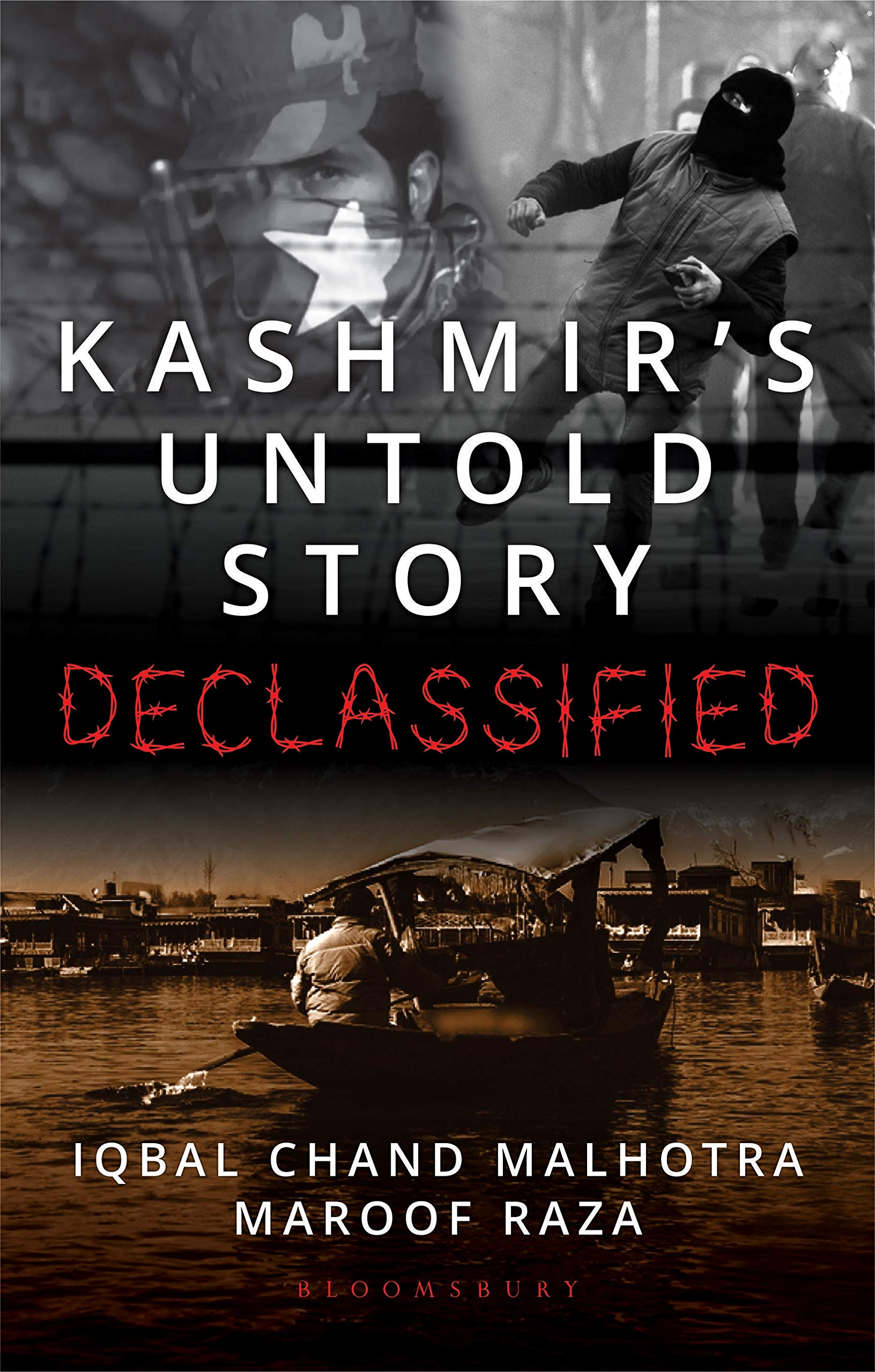 Buy Kashmir's Untold Story: Declassified Book Online at Low Prices ...
