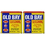 Old Bay Seasoning Can (Pack of 2)