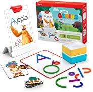 Osmo - Little Genius Starter Kit for iPad - 4 Hands-On Learning Games - Preschool Ages - Problem Solving & Creativity (Osmo i