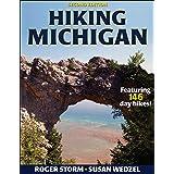 Hiking Michigan (America's Best Day Hiking Series)