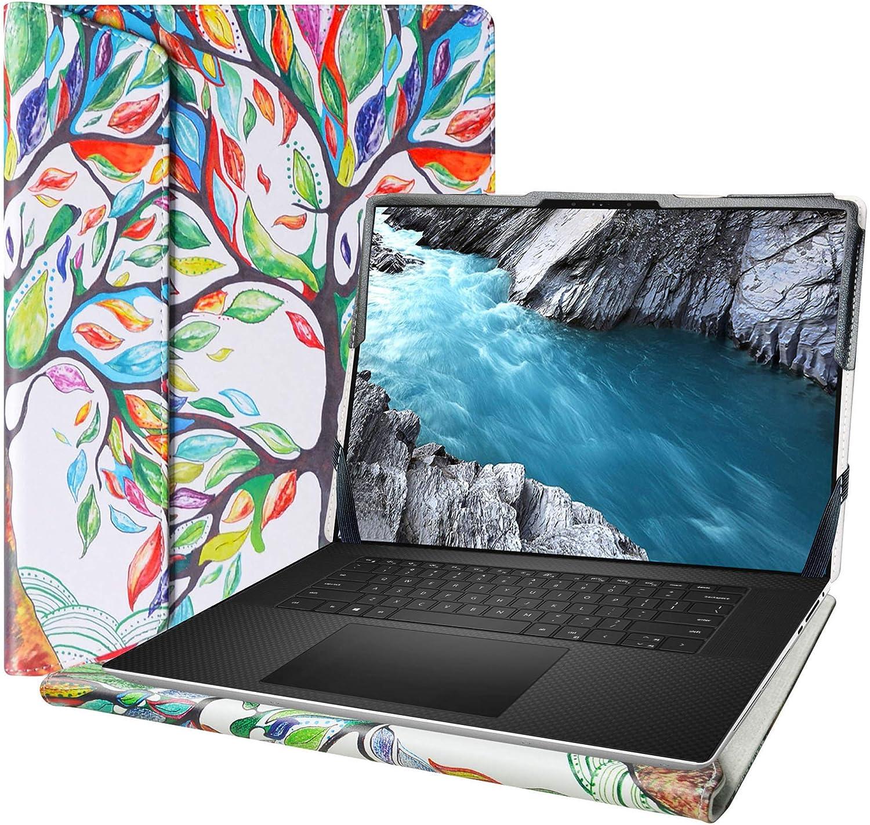 "Alapmk Protective Cover Case for 17"" Dell XPS 17 9700 Series Laptop[Note:Not fit XPS 17 L701X L702X /XPS 15/XPS 13],Love Tree"
