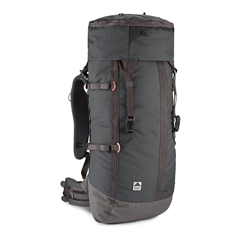 (クレッタルムーセン) KLATTERMUSEN Tor Backpack 60 (並行輸入品) bringit B071GB79J5 Raven One Size