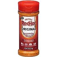 Deals on Franks RedHot Original Seasoning Blend Sauce Powder 4.12oz