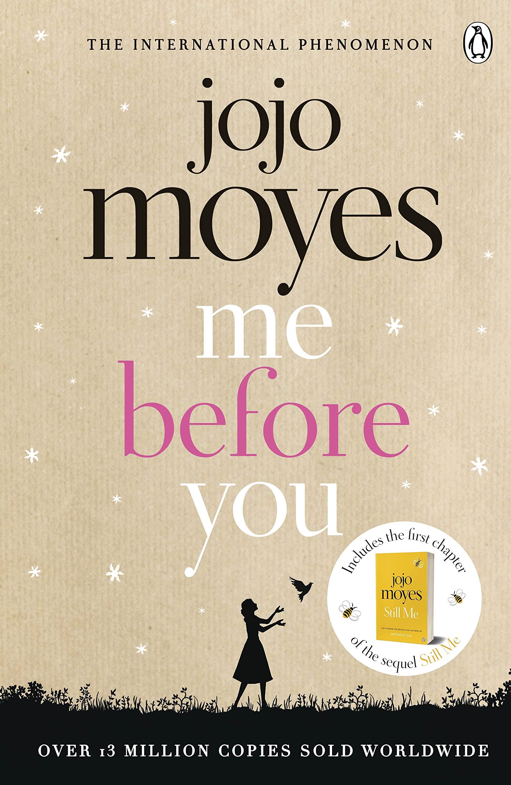 Me Before You The International Bestselling Phenomenon Moyesová Jojo Moyes Jojo Fremdsprachige Bücher