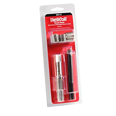 Helicoil 5521-8 1/2-13 Inch Coarse Thread Repair Kit: Automotive