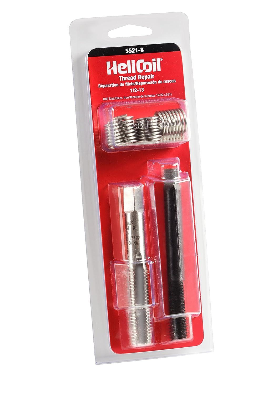 Helicoil 5521-8 1/2-13 Inch Coarse Thread Repair Kit Heli-Coil