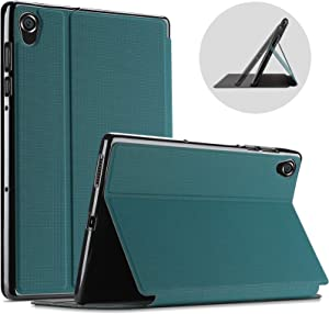 ProCase Protective Case for Lenovo Tab M10 HD 2nd Gen (TB-X306X) / Smart Tab M10 HD 2nd Gen (TB-X306F), Slim Stand Folio Case Smart Cover for Lenovo M10 HD 2nd Gen 10.1