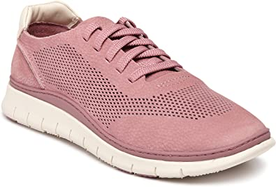 Brand New Scholl Orthaheel Intense Womens Leather Lace Up Flat Walking Shoes