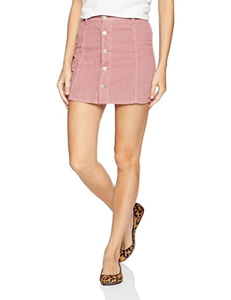 e77199ed1 BILLABONG Womens Push My Buttons Skirt: Amazon.ca: Clothing & Accessories