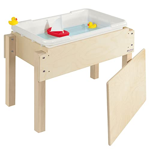 Wood Designs WD11812 Petite Tot Sand and Water Table