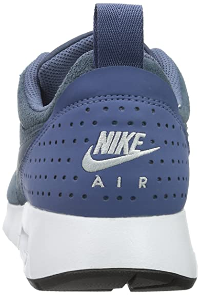 new product a33e5 570cf Nike Herren Air Max Tavas LTR Low-Top Blau Squadron Blue Ocean Fog-White,  40.5 EU  Amazon.de  Schuhe   Handtaschen